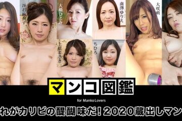 JAV HD Pussy Picture Book ~ This is The Real Thrill of Caribbean! 2020 Brewed Pussy
